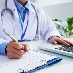 medico, lavoro del dottore